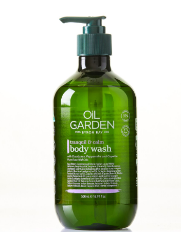 Oil Garden Tranquil And Calm Body Lotion