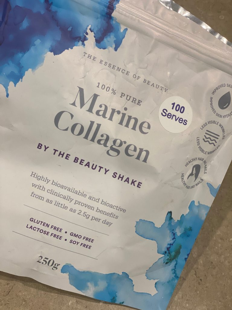 The Marina Collagen By Beauty Shake is what Renae consumed daily for 2 months for stronger nails, hair and glowing skin.