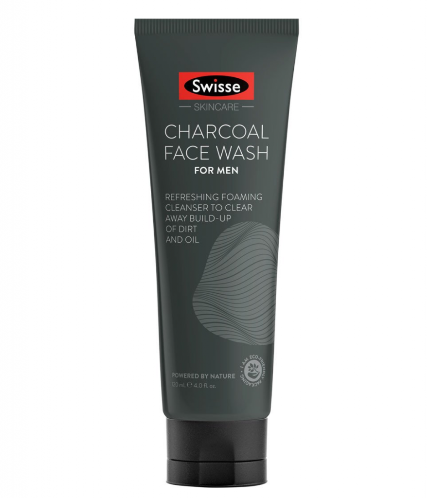 Swisse Charcoal Face Wash