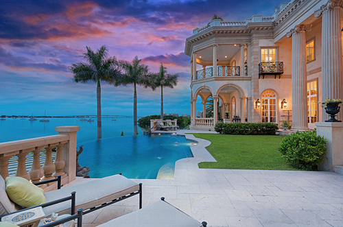 Luxury Beach House; Have big financial dreams, and plan for them in your 20s.