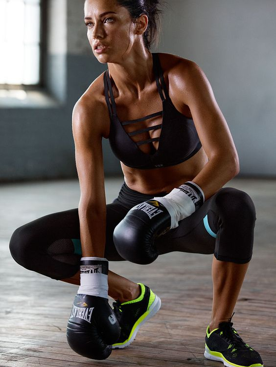Workout to release endorphins and to ease feelings of loneliness.
