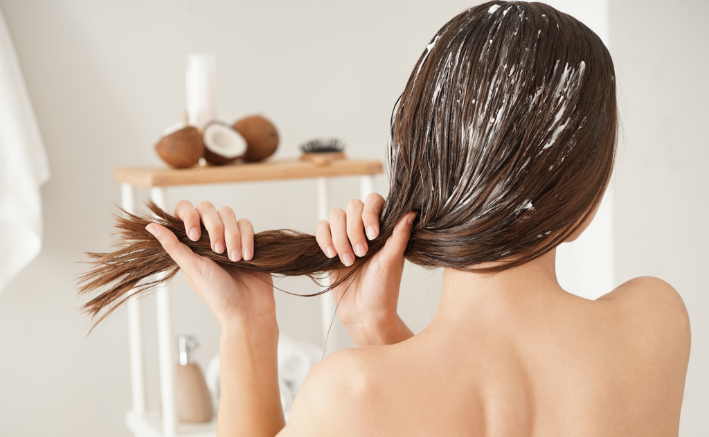 treat your hair to a scalp treatment for luscious locks