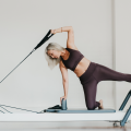 Pilates Instructor Chelsey Cameron