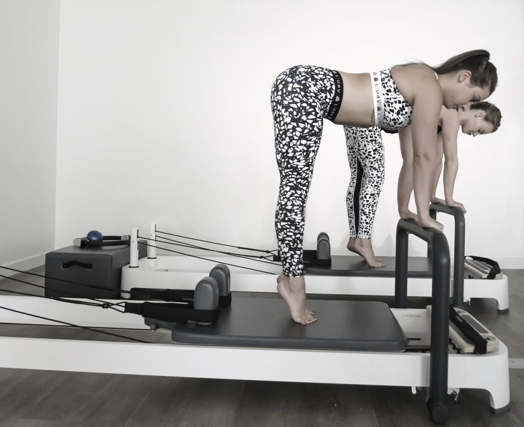 Pilates is an effective way to improve your posture
