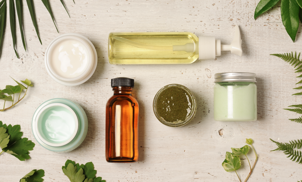 making the switch to green beauty
